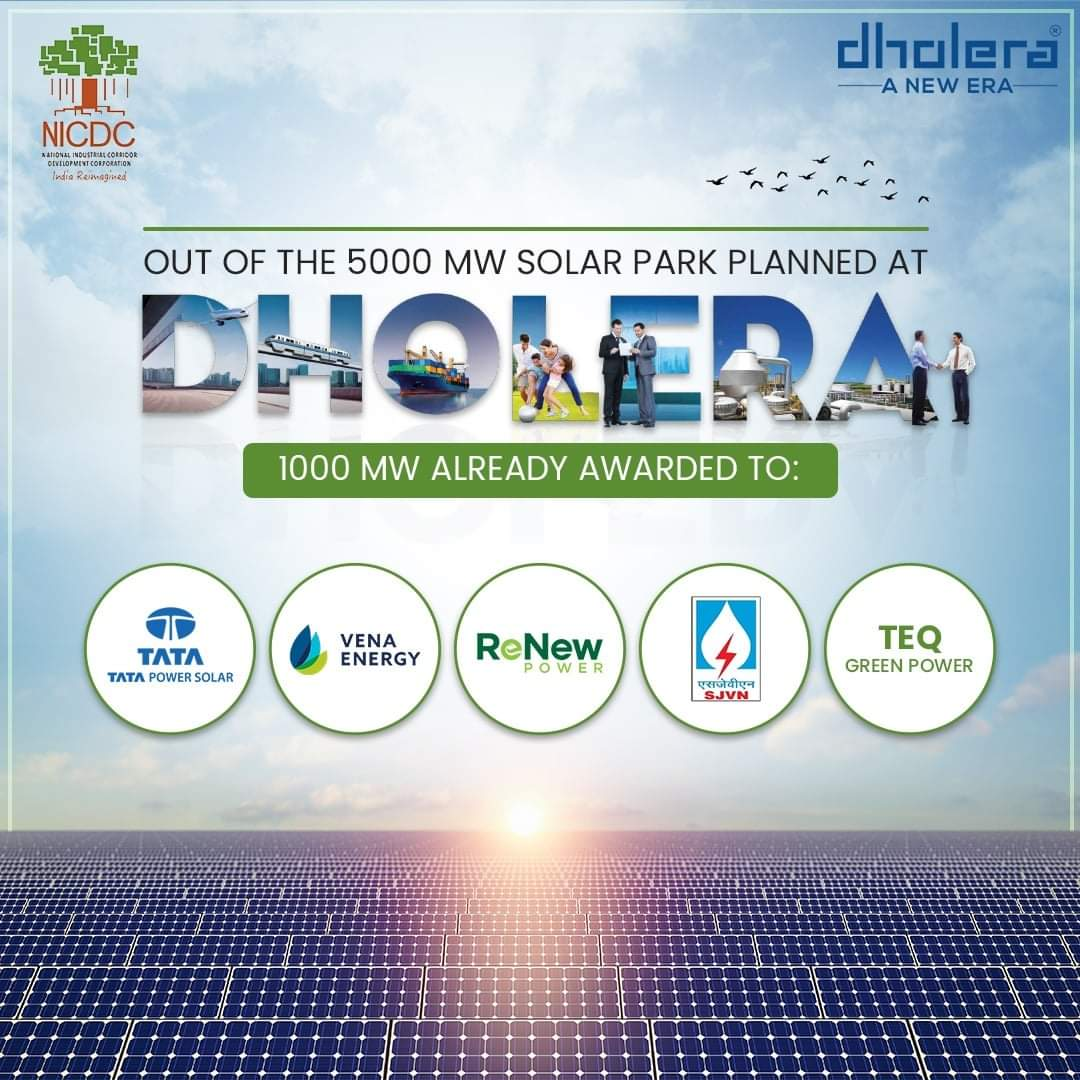 Dholera Latest Update