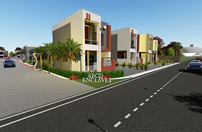ABCD Enclave 1 Residential Plots