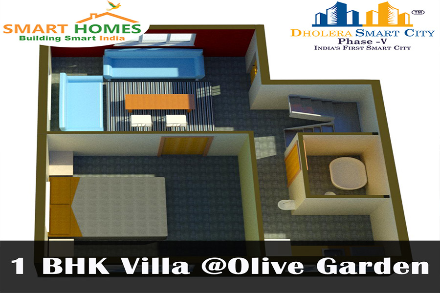 Dholera Plot Price