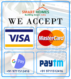 Smart Homes Digital Payment Accept