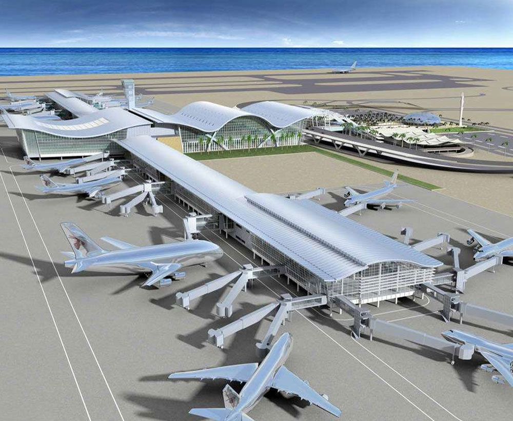 Dholera Airport Project
